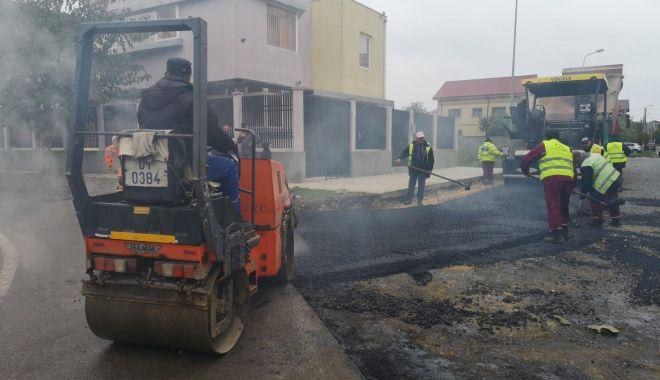 Confort Urban asfaltează strada Prelungirea Eduard Caudella - seactioneaza-1572470992.jpg