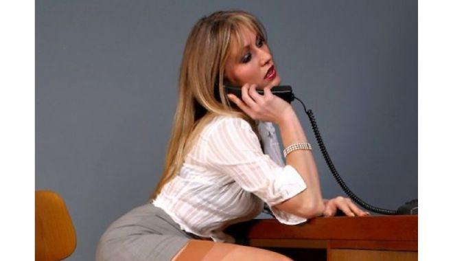 Foto: Secretarele nu sunt concediate niciodată