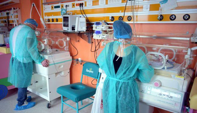 Se strâng banii pentru renovarea secției de Terapie Intensivă Nou-Născuți Constanța - sectiecopii1-1530547227.jpg