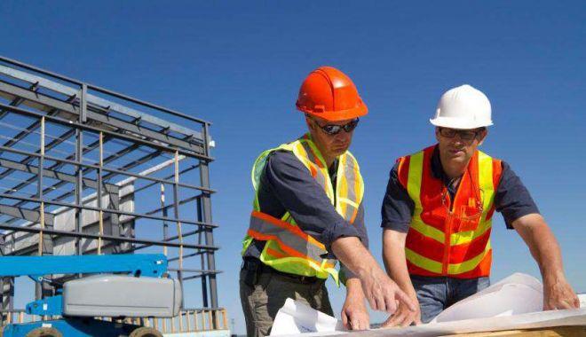Foto: Sectorul construcțiilor s-a relansat spectaculos