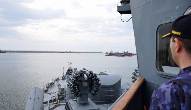 Foto: Securitatea la Marea Neagră. Ce apel lansează România