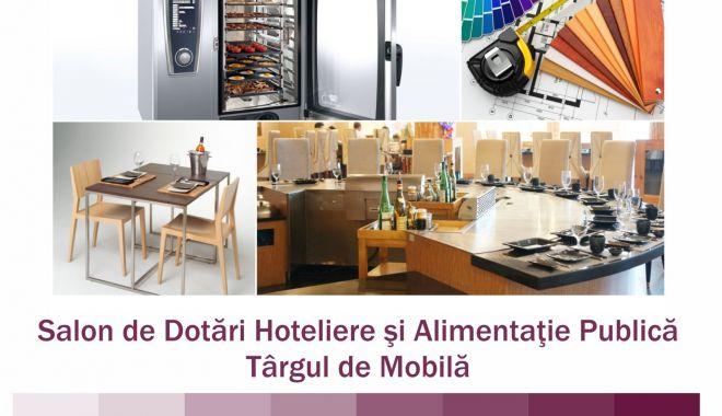 Foto: Se deschide Salonul de Dotări Hoteliere și Alimentație Publică - LITORAL 2019