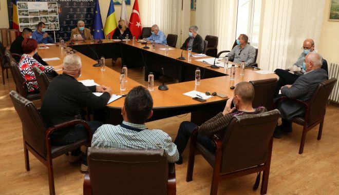 Foto: Consilierii din Medgidia au aprobat proiectul privind plata online a taxelor și impozitelor