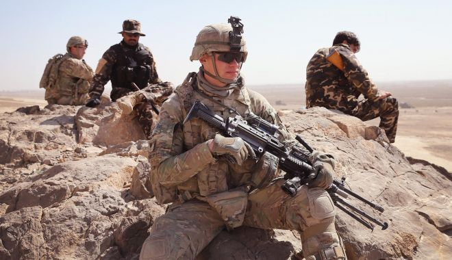 Foto: Șeful Pentagonului vrea reducerea personalului militar american desfășurat în Afganistan