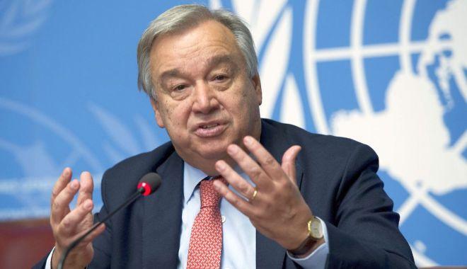 Șeful ONU avertizează împotriva violenței domestice pe fondul crizei - seful-1586173186.jpg