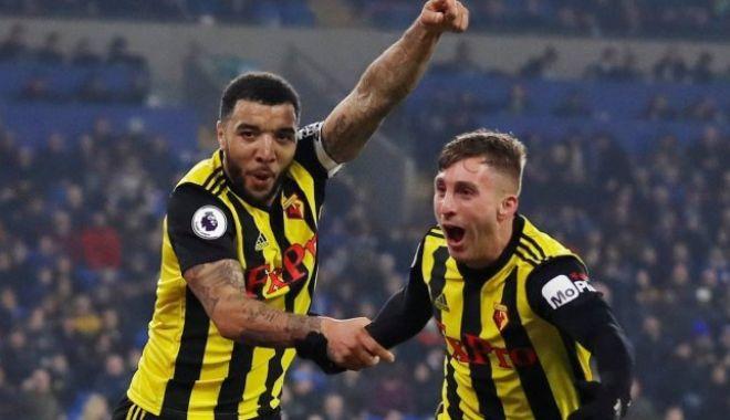 Foto: Fotbal, Cupa Angliei: Watford intenționează să facă apel împotriva cartonașului roșu primit de Holebas