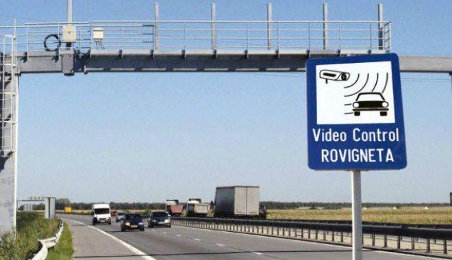 Foto: Șoferi, aveți nevoie de rovinietă? Anunț important de la CNAIR