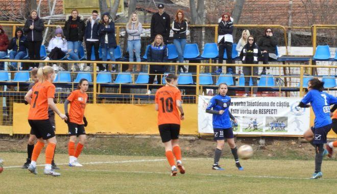 Foto: Selena Constanța, eliminată din Cupa României la fotbal feminin