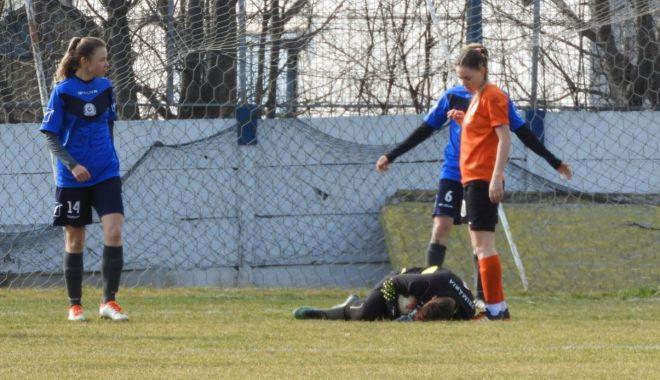 Selena SN Constanţa, cel mai slab atac din Liga I la fotbal feminin - selena-1602178095.jpg
