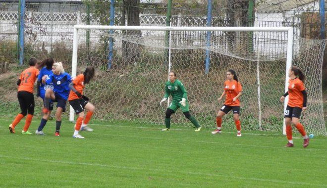 Selena SN, înfrângere la scor de neprezentare în Liga I la fotbal feminin - selena-1605021473.jpg