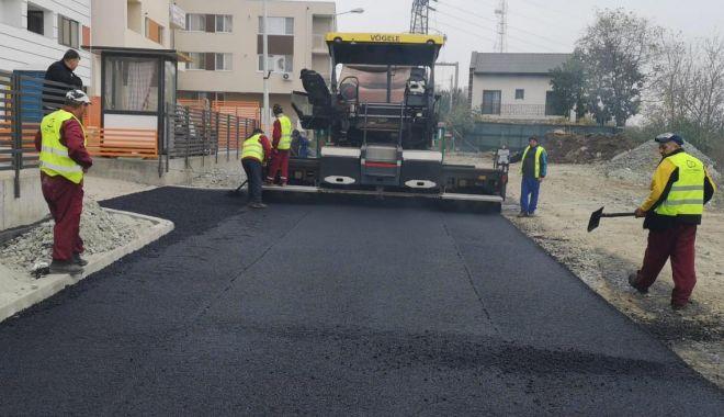 Lucrări de asfaltare, la Constanța - selucreaza-1574286212.jpg