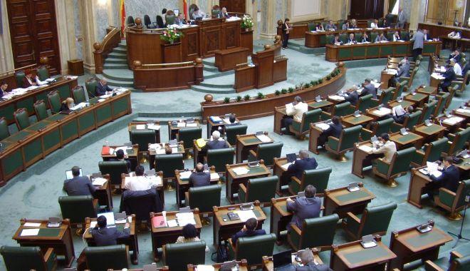 Senat: Persoanele condamnate penal nu pot ocupa demnități publice - senat-1568754328.jpg