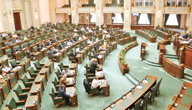 Foto: Senatul a adoptat un proiect prin care se reduc 12 taxe și tarife