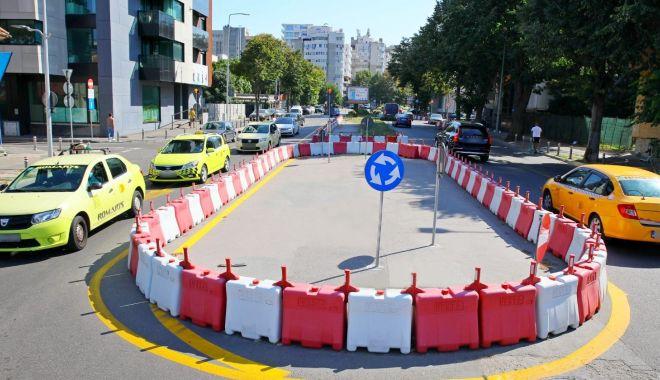Foto: Ce sens giratoriu din oraş va fi desființat