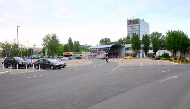Foto: Se schimbă traficul în stațiunea Mamaia. Limită de viteză 50 km pe oră și fără viraj la stânga