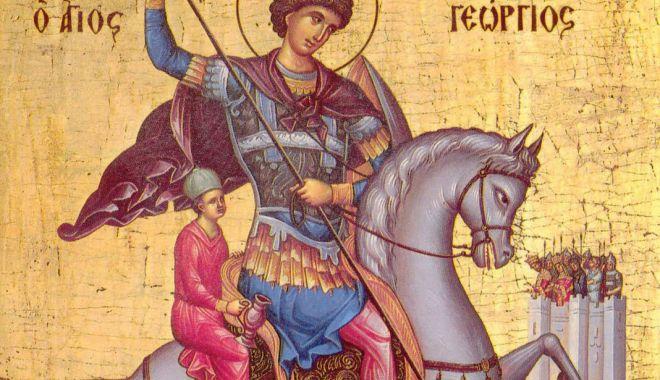 O decizie în premieră a Bisericii!  Când îl sărbătorim pe Sfântul Gheorghe - sfgheorghe1-1555601998.jpg