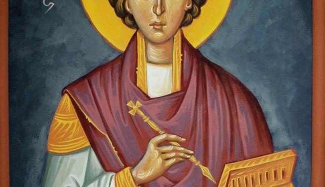 Foto: Sâmbătă, mare sărbătoare religioasă. Sfântul Pantelimon ne ferește de boli