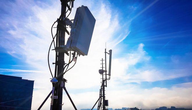 Foto: Se lucrează la o legislație specială pentru rețeaua 5G în România