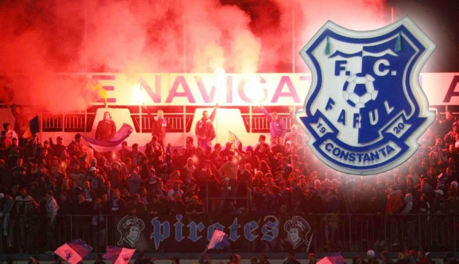 Sigla FC Farul, adjudecată pentru 1.076.000 lei după o licitație dramatică.