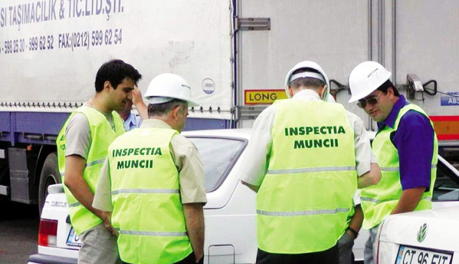 Foto: Silozurile din Constanța, luate la puricat de inspectorii de muncă