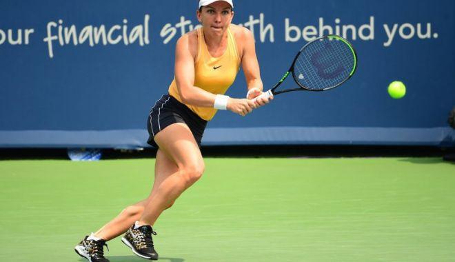 Foto: Strânge din dinți! Simona Halep va juca cu dureri la US Open