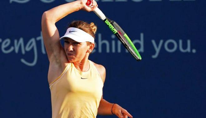 Simona Halep, întâlnire cu Nicole Gibbs, în primul tur la US Open - simona-1566738585.jpg