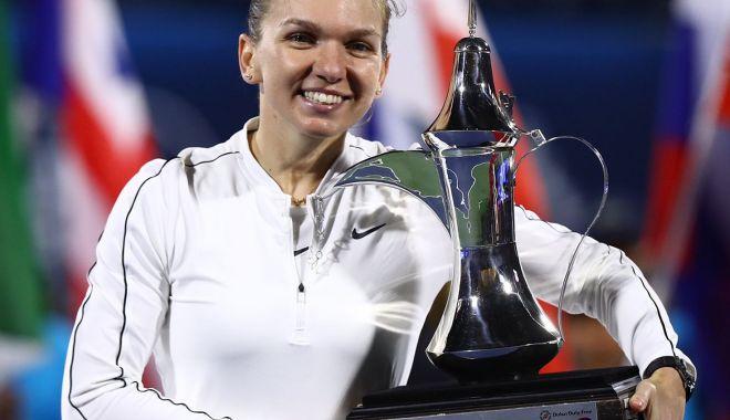 Foto: Simona Halep ocupă un loc foarte bun în istoria tenisului