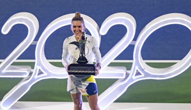 Foto: Simona Halep regretă amânarea evenimentului Sports Festival