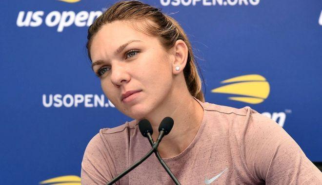 """Foto: Simona Halep ia în calcul retragerea de la US Open. """"Am dubii mari"""""""