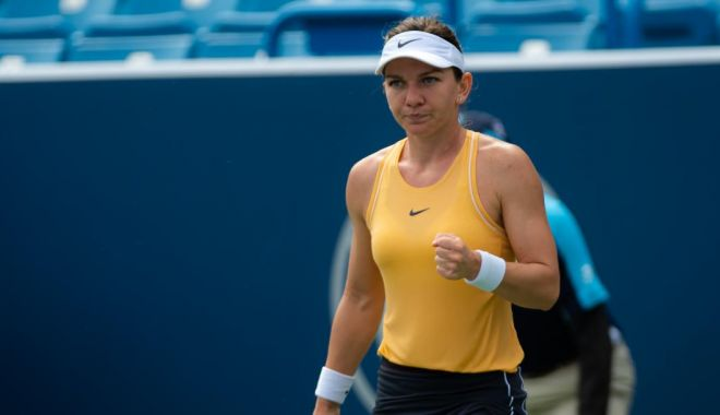 Foto: Simona Halep poate reveni pe locul 1 WTA, după US Open. Care sunt condițiile