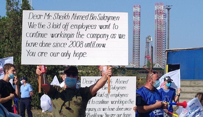 Sindicatele nu cedează! Se reiau protestele la Compania Constanța South Container Terminal - sindicatelenucedeaza1-1600701303.jpg
