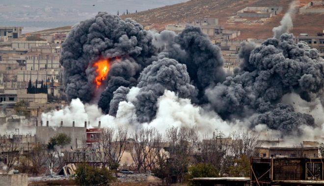 A început războiul! Turcii au bombardat Siria, să vedem reacția americanilor - siria-1570630606.jpg