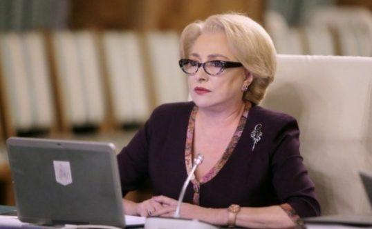 """Foto: Opoziția depune azi moțiunea de cenzură """"Ajunge! Guvernul Dragnea - Dăncilă, rușinea României!"""""""