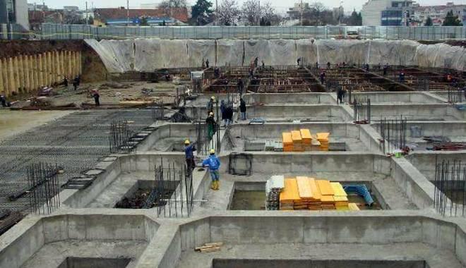 Foto: Situație dramatică în construcții