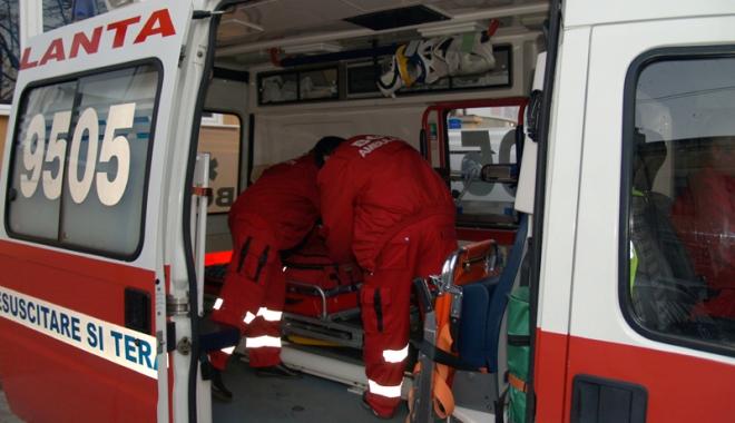 Foto: Un constănțean a intrat în stop cardiorespirator, pe stradă