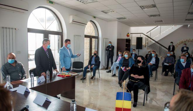 S-a constituit Consiliul Local Techirghiol. PNL deţine majoritatea - soceanutechirghiol-1603820728.jpg