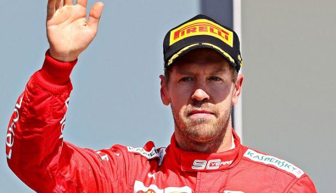 Foto: Șoc în Formula 1. Sebastian Vettel a luat o decizie neașteptată