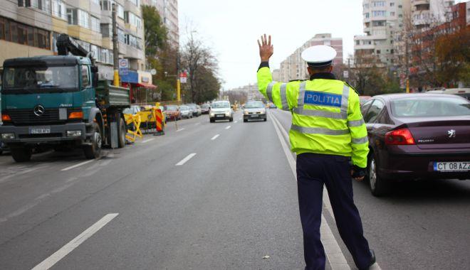 Foto: Șoferi beți pulbere, pe șosele din județul Constanța