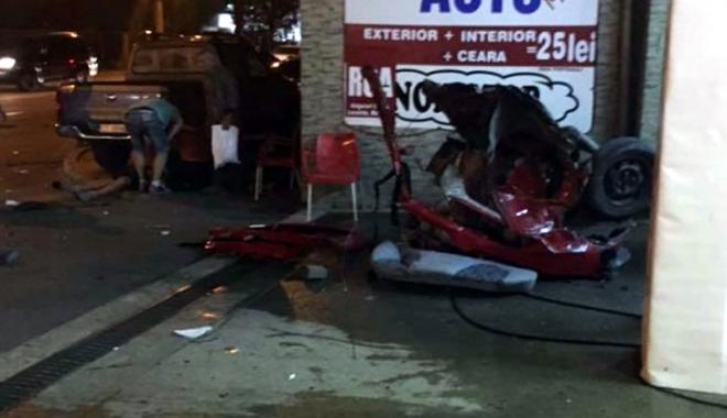 Foto: ȘOFERUL BMW-ULUI IMPLICAT ÎN TRAGEDIA RUTIERĂ DE LA CET RISCĂ ÎNCHISOAREA