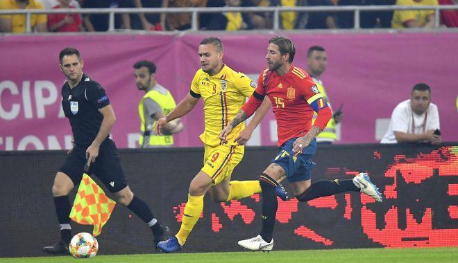 Foto: Prea firavi în fața Spaniei. Poate cu Malta…
