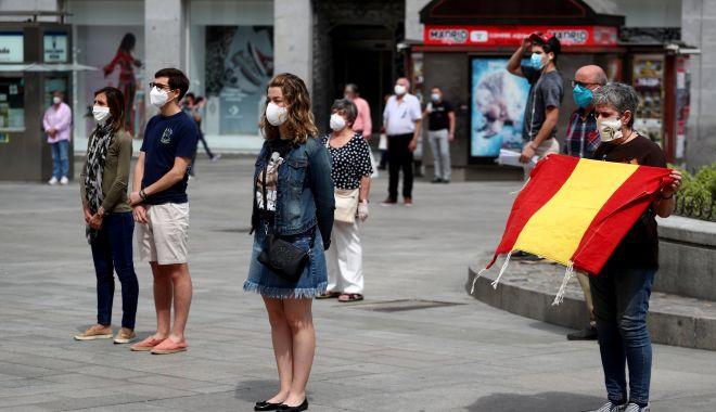 Foto: Situație critică în Spania. Are cele mai multe cazuri noi de infectări cu coronavirus din Europa