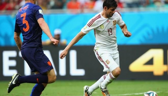 Foto: SPANIA - OLANDA 1-5. Umilință pentru campioana mondială