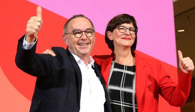 SPD, în scădere în intențiile de vot după alegerea noii conduceri - spd-1575936343.jpg