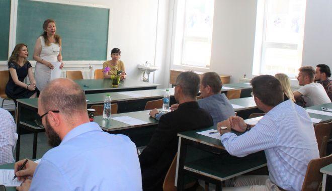 Specialiștii industriei navale și portuare, într-un workshop la Universitatea