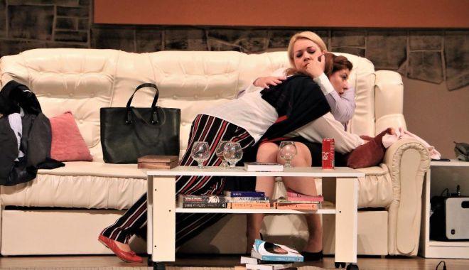 Foto: Ce spectacol se joacă, astăzi, la Teatrul de Vară Soveja