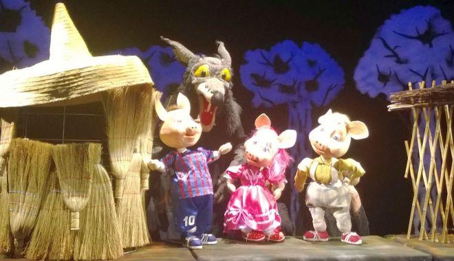 Cu ce spectacole pentru copii se încheie luna august - spectacole2-1598365805.jpg