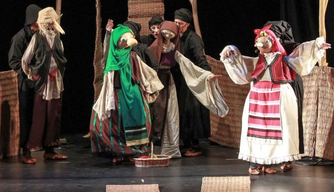 Foto: Spectacole pentru copii, în perioada sezonului estival