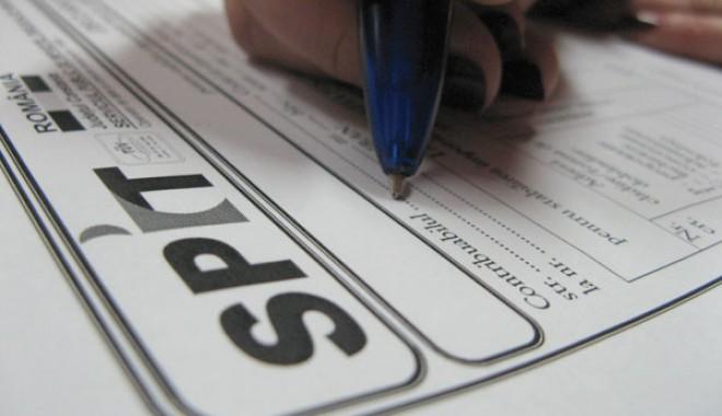Foto: Deciziile de impunere pentru plata taxelor și impozitelor locale, expediate către constănțeni