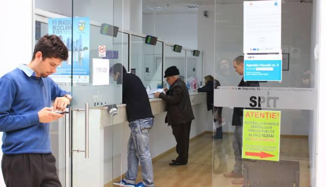 Foto: Anunț de la SPIT. Se apropie termenul scadent pentru plata impozitelor și taxelor locale