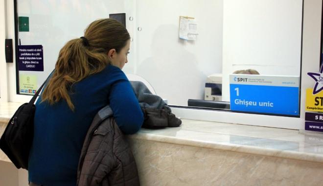 Foto: SPIT. De astăzi, Agenția Fiscală Nr. 1 își mută activitatea într-un nou sediu